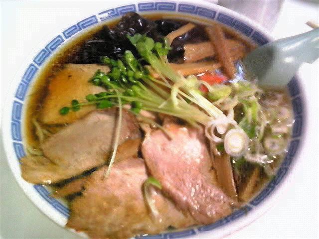 やまとや「野菜いため中華」米沢市