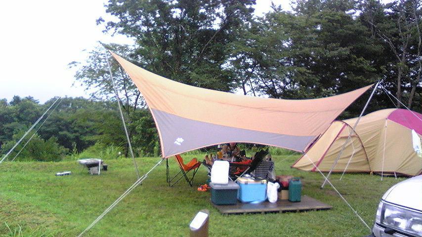 雄鹿半島「おしか家族旅行オートキャンプ場」