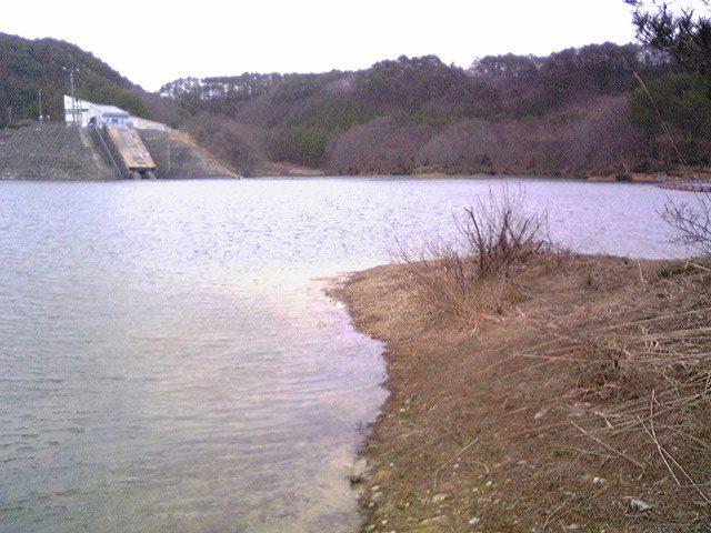 なんだよ〜ぅ前川ダム