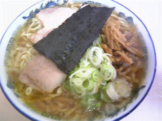 ケンチャンラーメン鶴岡店「中華そば普通」鶴岡