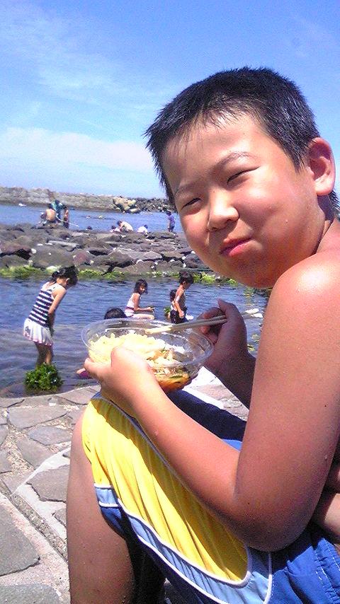 夏だ!海水浴だぁ