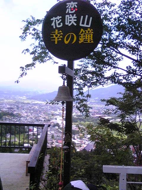 上山チャリの旅