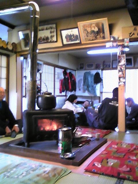 『民宿ひばら』の宴\^o<br />  ^/