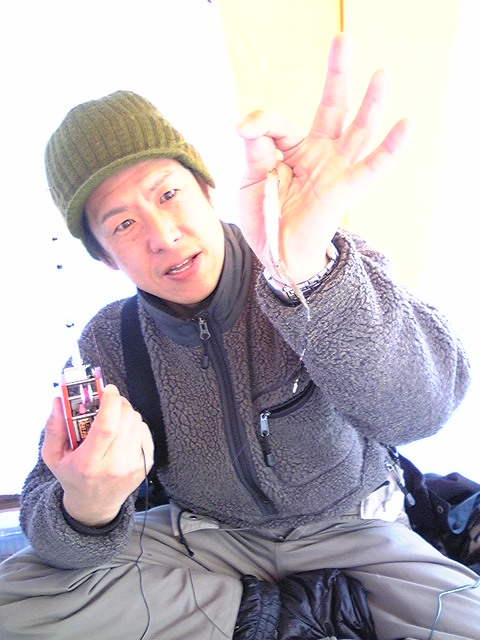 桧原湖わかさぎ☆早稲沢フラット