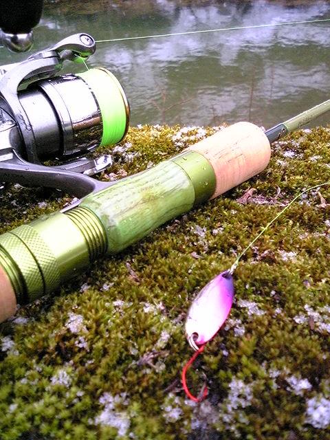 川釣り解禁の週末