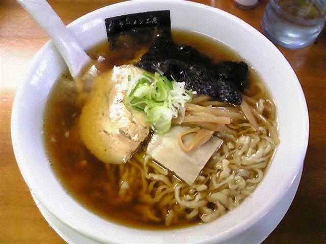 麺家「らーめん」遊佐町