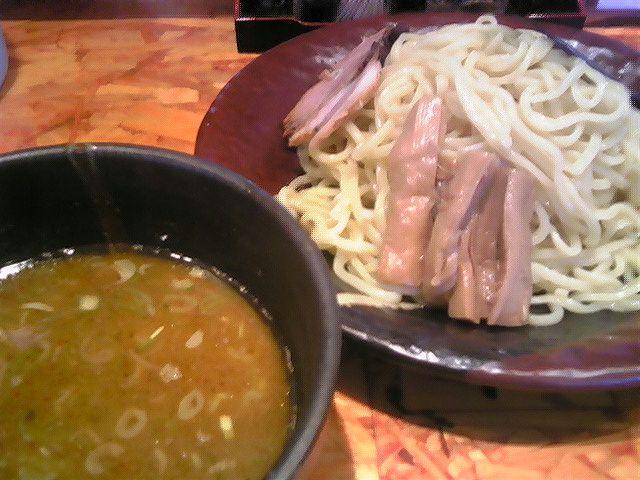 麺武者「麺武者つけめん」新庄市