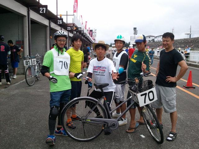2011ママチャリ4<br />  時間耐久レース