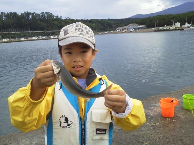 サビキ釣り大会in海浜少年自然の家